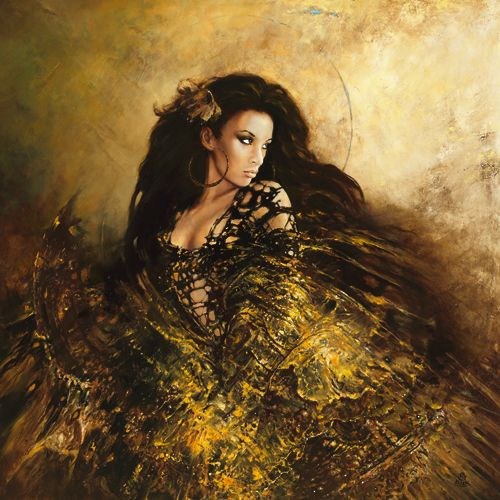 Dance with Light II de Karol Bak