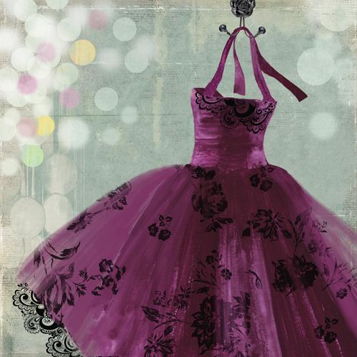 Aimee Wilson Fuschia Dress Ii
