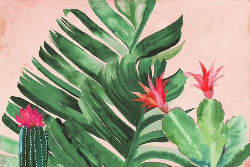 Aimee Wilson Tropical Paradise