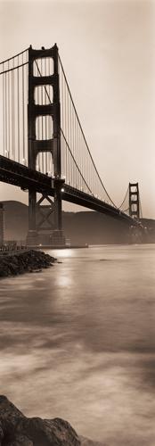 Alan Blaustein Golden Gate Bridge