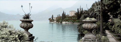 Alan Blaustein Lakeside Urns