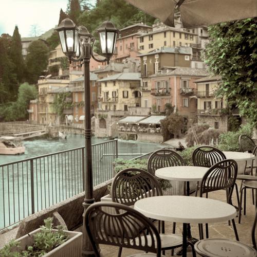 Alan Blaustein Porto Caffe Italy