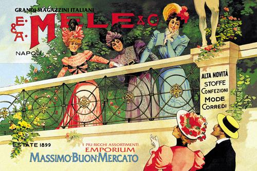 Aleardo Villa The Great Italian Store And Emporium E
