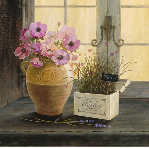 Angela Staehling Herb Window Garden