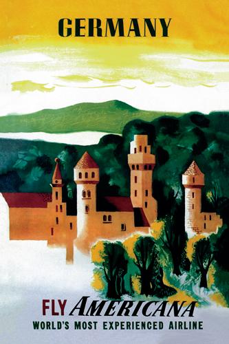 Anonym German Castle