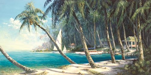Art Fronckowiak Bali Cove
