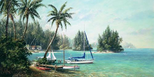 Art Fronckowiak Island Cove