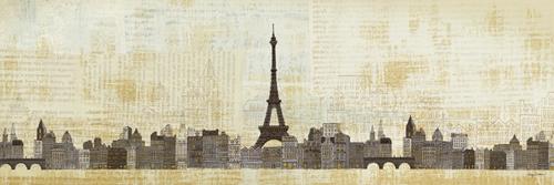 Avery Tillmon Eiffel Skyline