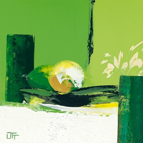 Bernard Ott Composition Acidulee