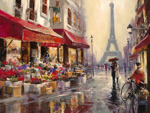 Brent Heighton April In Paris