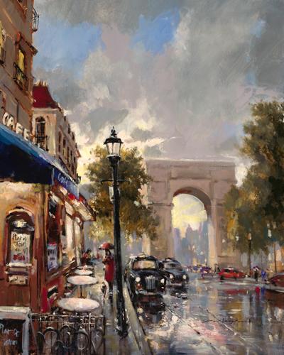 Brent Heighton Arc De Triomphe Avenue