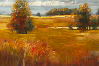 Carol Rowan October Light