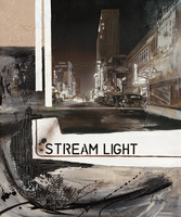 Caroline Laffargue Stream Light