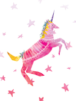 Crystal Smith Dancing Unicorn
