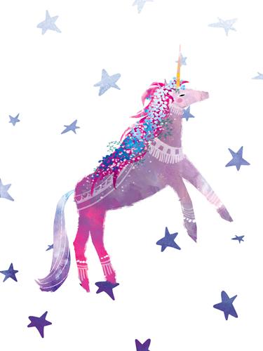 Crystal Smith Magic Unicorn