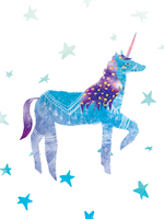 Crystal Smith Prancing Unicorn