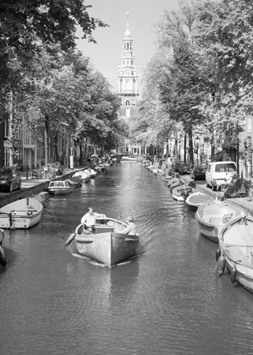 Dave Butcher Amsterdam Zuiderkerk