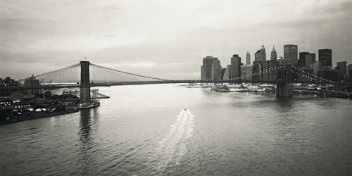 Dave Butcher Brooklyn Bridge At Dawn