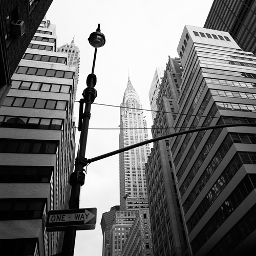 Dave Butcher Chrysler Building