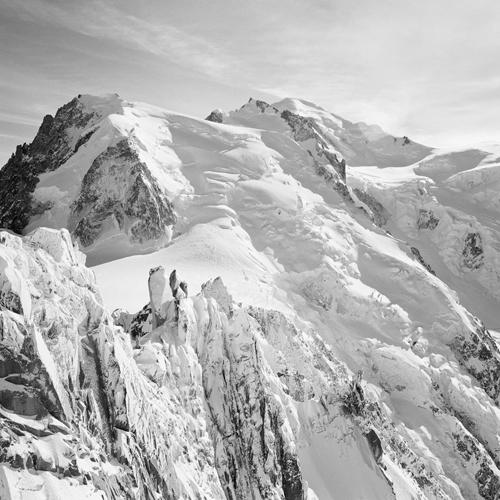 Dave Butcher Mont Blanc