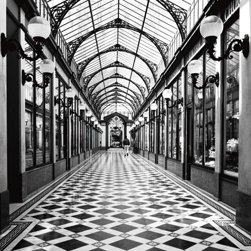 Dave Butcher Passage Des Princes Paris