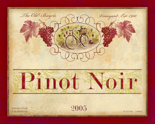 Devon Ross Californian Pinot Noir