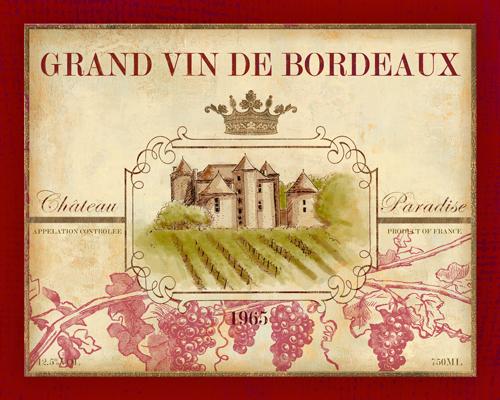Devon Ross Grand Vin De Bordeaux