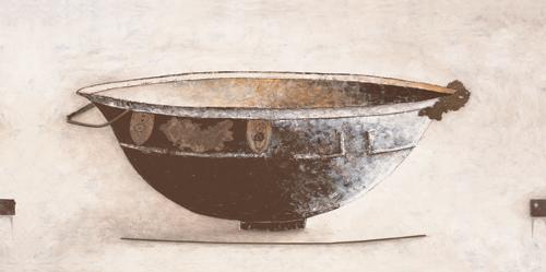 Diana Thiry Chinese Vasque