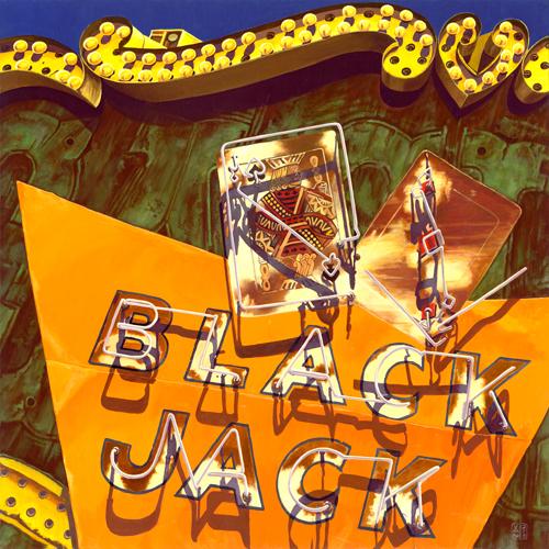 Didier Van Sprengel Black Jack