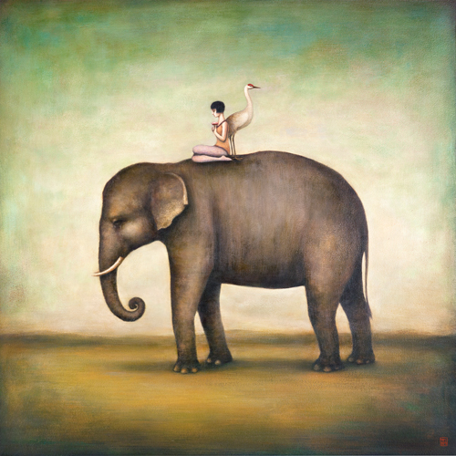 Duy Huynh Eternal Companions