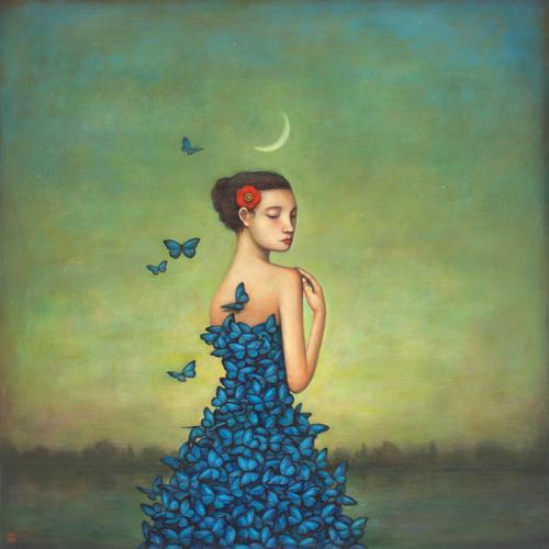 Duy Huynh Metamorphosis In Blue