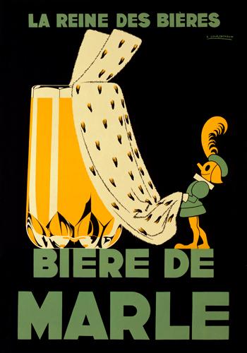 Edouard Chourchinoux Biere De Marle