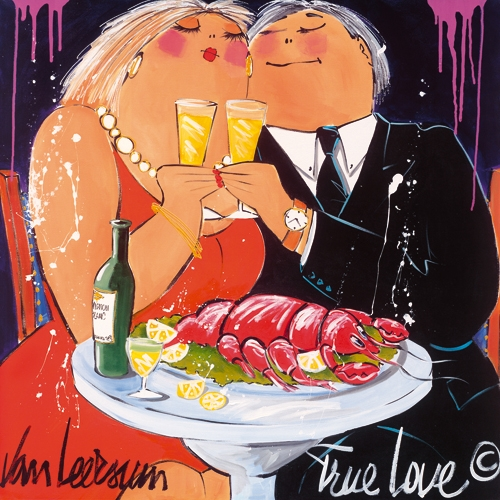 El Van Leersum True Love