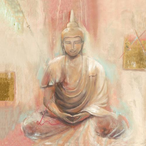 Elvira Amrhein Buddha Ii