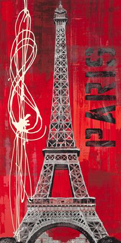 Evangeline Tayler Paris Vibre