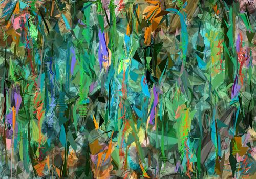 Ferdinand Vogel Day Of Colors Ii