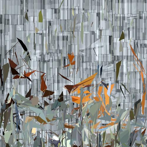 Ferdinand Vogel New York Garden Ii