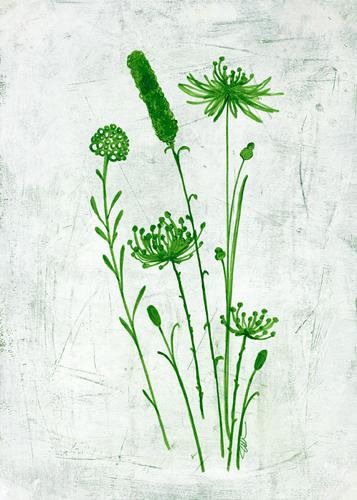 Filippo Ioko Fresh Greenery Garden