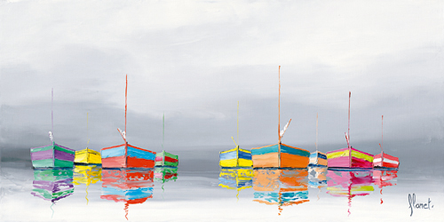 Frederic Flanet Les Barques
