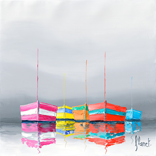 Frederic Flanet Reflets Ii