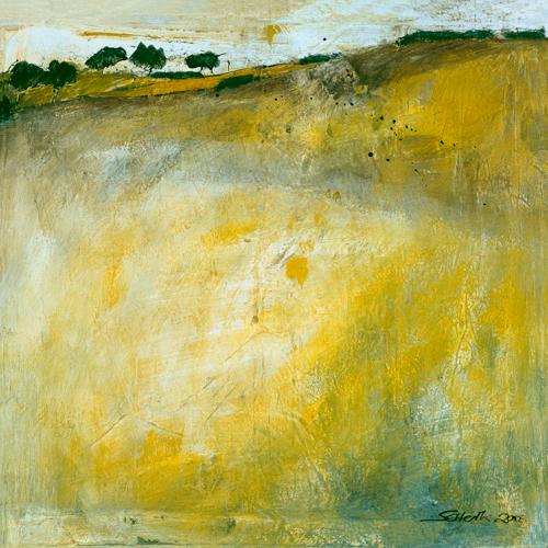 Gabriele Scherk Green Landscape