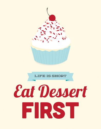 Genesis Duncan Eat Dessert First