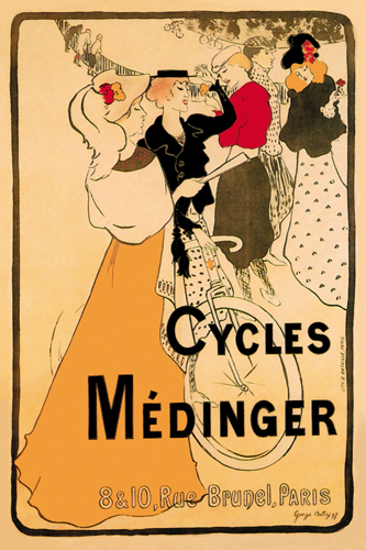 Georges Alfred Bottini Cycles Medinger