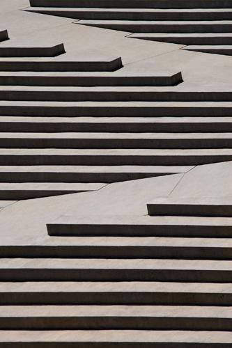 Gillian Lindsay Robson Stairs Ii