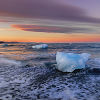 Hans Strand Ice And Sea