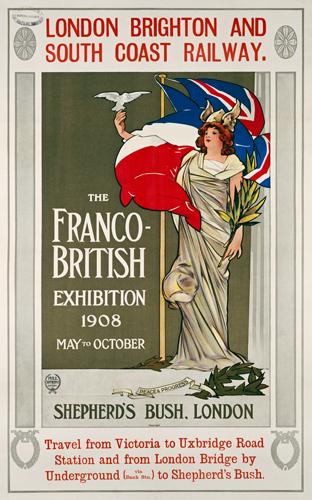 Hill Sifken The Franco British Exhibition 1908