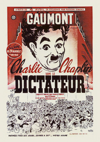 Hollywood Photo Archive Charlie Chaplin French The Great Dic