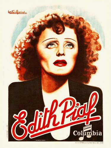 Hollywood Photo Archive Edith Piaf