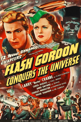 Hollywood Photo Archive Flash Gordon Conquers The Universe