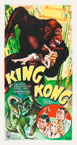 Hollywood Photo Archive King Kong